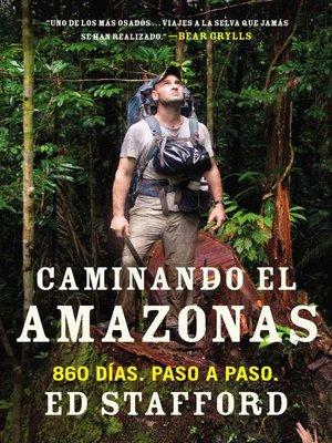 cover image of Caminando el Amazonas