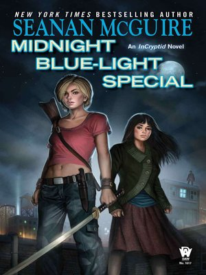 cover image of Midnight Blue-Light Special