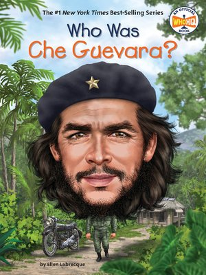 cover image of Who Was Che Guevara?