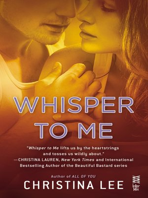 cover image of Whisper to Me