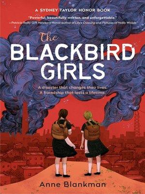 cover image of The Blackbird Girls