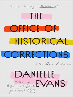 cover image of The Office of Historical Corrections