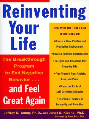 cover image of Reinventing Your Life