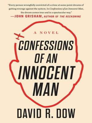 cover image of Confessions of an Innocent Man