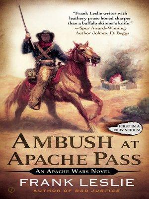 cover image of Ambush at Apache Pass