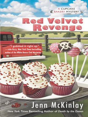 cover image of Red Velvet Revenge