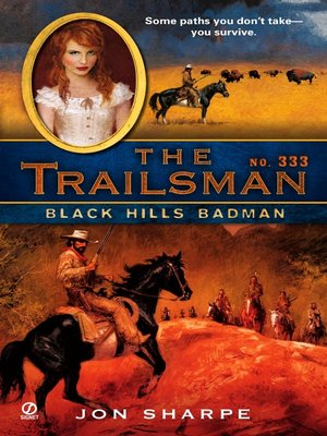 cover image of Black Hills Badman