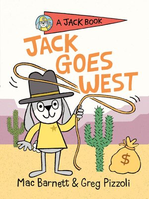 cover image of Jack Goes West