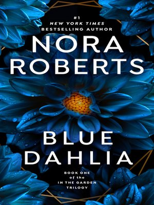 cover image of Blue Dahlia