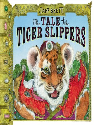 cover image of The Tale of the Tiger Slippers