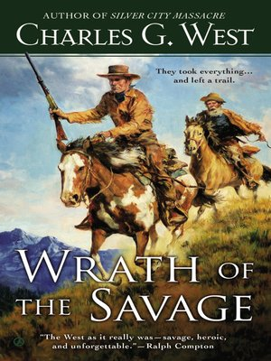 cover image of Wrath of the Savage