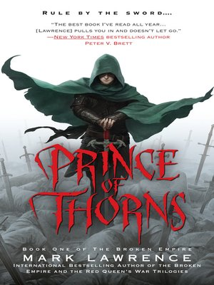 cover image of Prince of Thorns