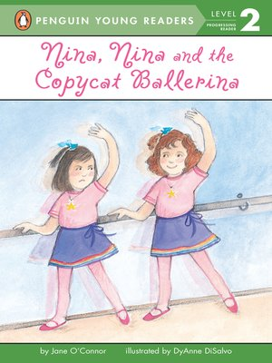 cover image of Nina, Nina and the Copycat Ballerina