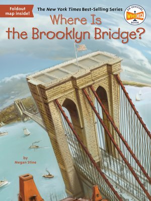 cover image of Where Is the Brooklyn Bridge?