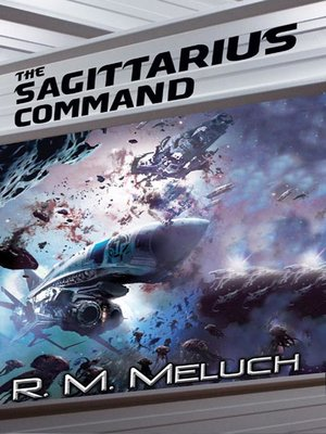 cover image of The Sagittarius Command
