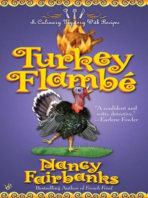 cover image of Turkey Flambe