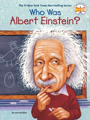 cover image of Who Was Albert Einstein?