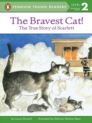 cover image of The Bravest Cat!