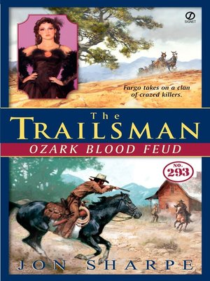 cover image of Ozark Blood Feud