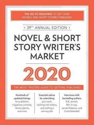 cover image of Novel & Short Story Writer's Market 2020