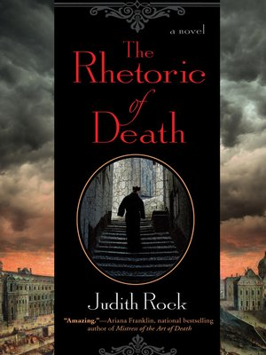 cover image of The Rhetoric of Death