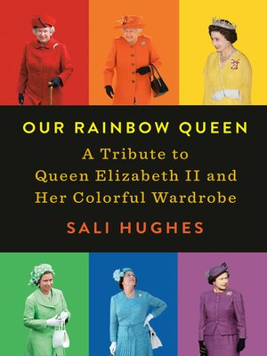 cover image of Our Rainbow Queen