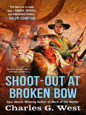 cover image of Shoot-Out at Broken Bow