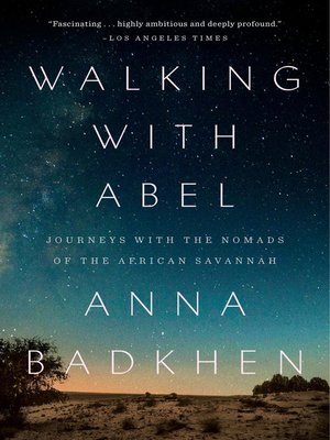 cover image of Walking with Abel