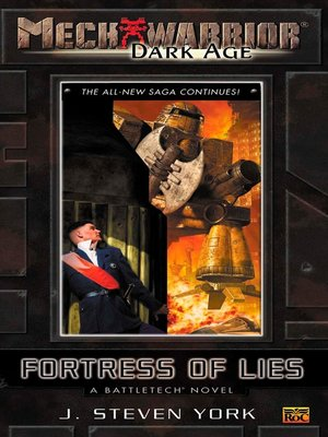 cover image of Fortress of Lies