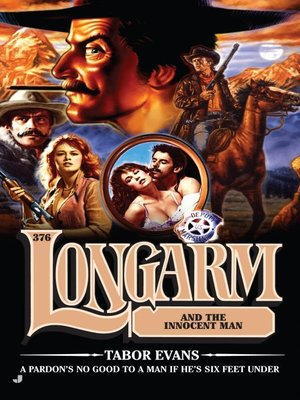 cover image of Longarm and the Innocent Man