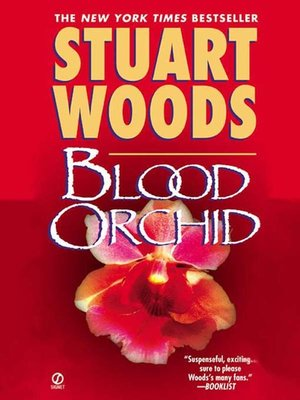 cover image of Blood Orchid