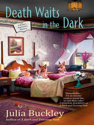 cover image of Death Waits in the Dark