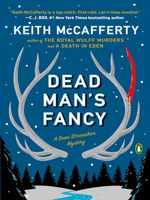 cover image of Dead Man's Fancy