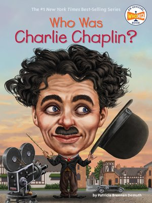 cover image of Who Was Charlie Chaplin?