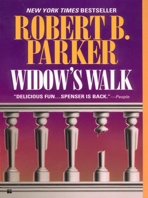 cover image of Widow's Walk