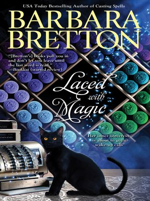 cover image of Laced with Magic