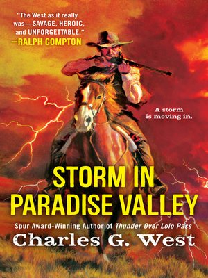 cover image of Storm in Paradise Valley