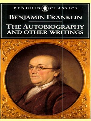 cover image of The Autobiography and Other Writings