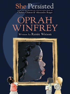 cover image of She Persisted--Oprah Winfrey