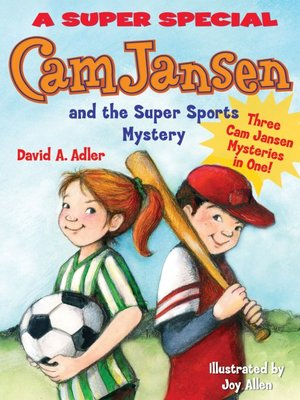 cover image of Cam Jansen and the Sports Day Mysteries