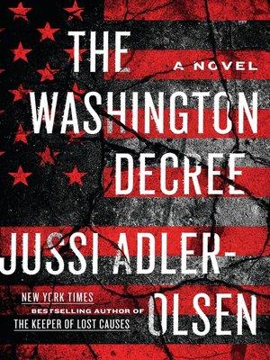 cover image of The Washington Decree