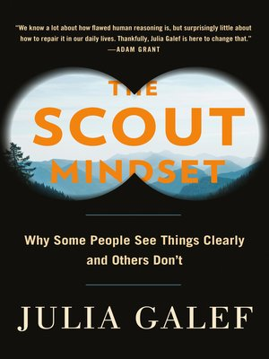 cover image of The Scout Mindset