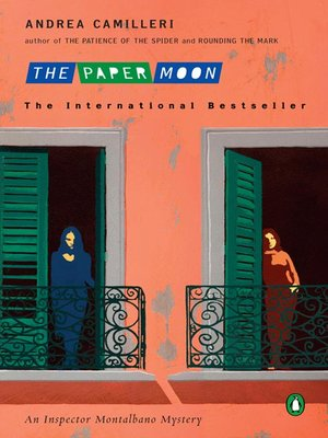 cover image of The Paper Moon
