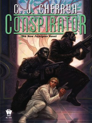 cover image of Conspirator