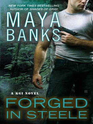 cover image of Forged in Steele
