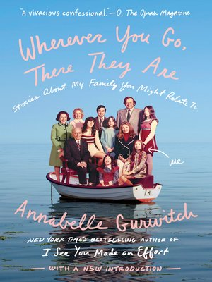 cover image of Wherever You Go, There They Are
