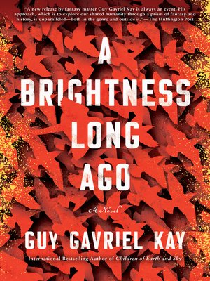 cover image of A Brightness Long Ago