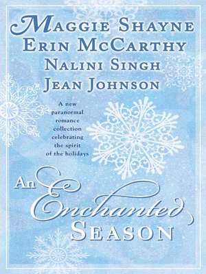 cover image of An Enchanted Season