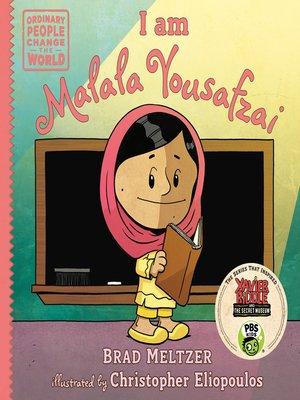 cover image of I am Malala Yousafzai