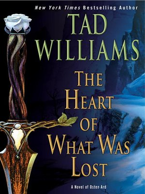 cover image of The Heart of What Was Lost